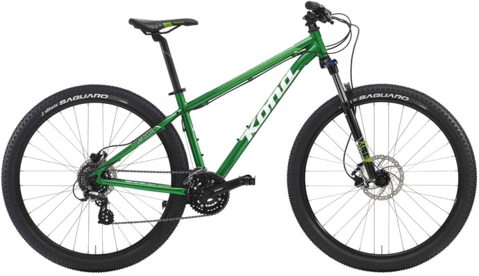 Rental bike Palermo: Kona Sicilia a ruota libera