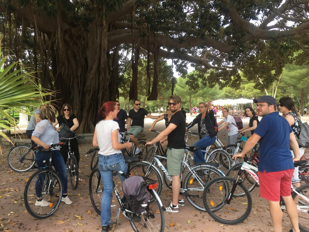 Tour bike a Palermo