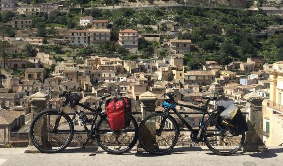 Rental bike Palermo, Catania, Trapani, Agrigento Sicilia a Ruota Libera
