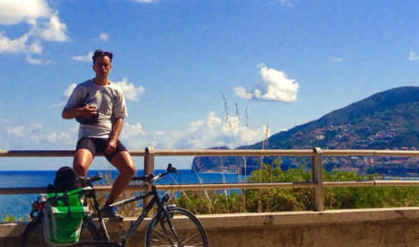 Sicily by bike - Road bike, Catania, Palermo, Agrigento Sicily - Sicilia a Ruota Libera - Giro d'Italia 2020