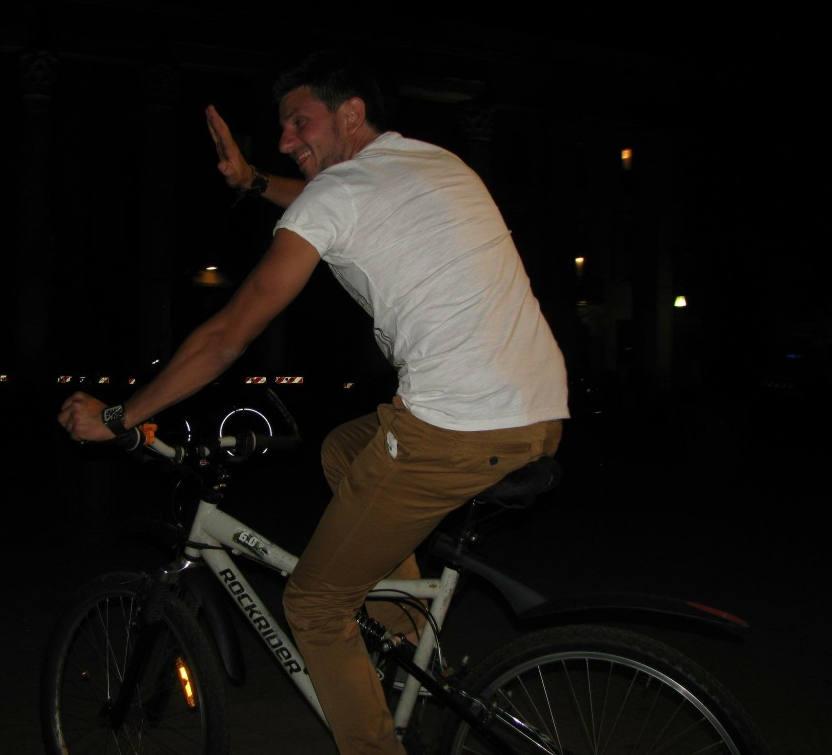 noleggio biciclette Francesco
