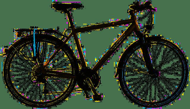 trekking bike Bbf uomo ottima per viaggiare in Sicilia