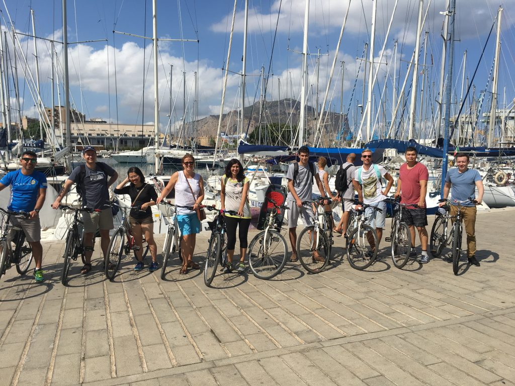 Palermo by bike the best tour