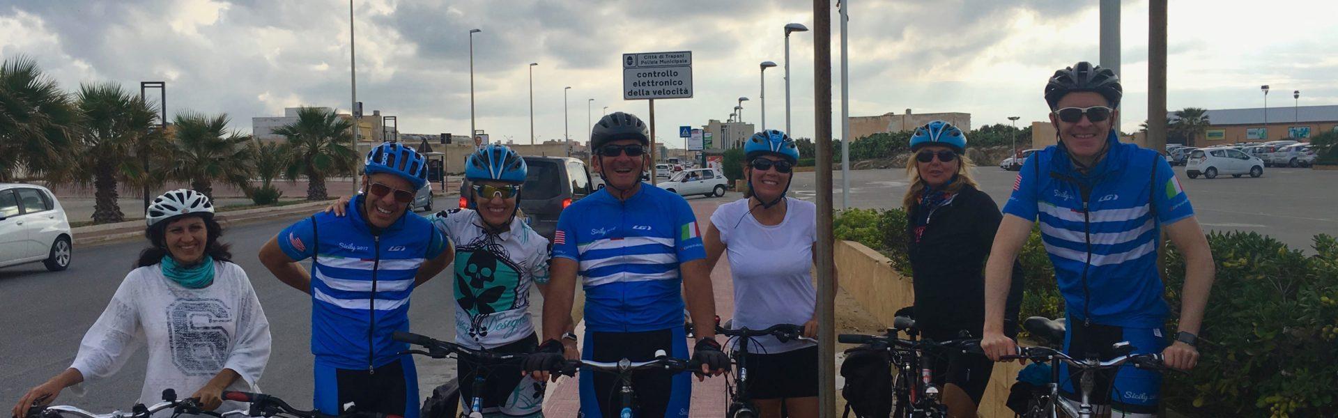 Viaggio in bici con Sicilia a ruota libera