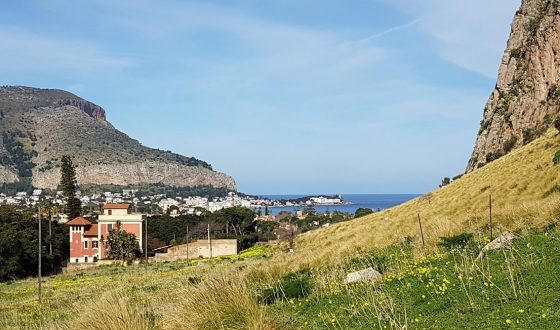 Mondello by bike,