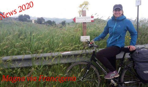 Magna via Francigena By bike Sicilia a ruota Libera