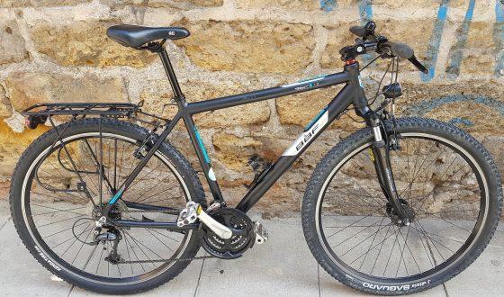 Hybrid bike -Rental Bike by Sicilia a ruota Libera